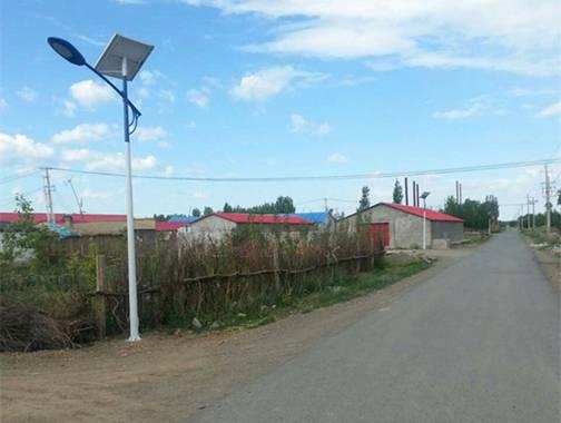 太阳能普通路灯(铅酸电池)