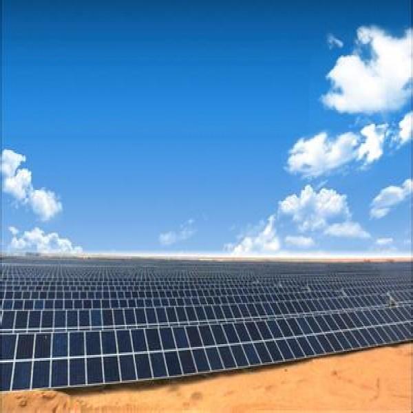 太阳能地面电站